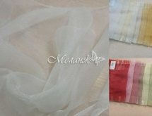 Platinum Mix organza